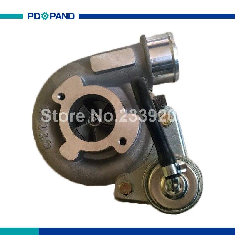 Турбина CT12B турбо зарядное устройство для TOYOTA Land Cruiser-Bundera/Land Cruiser 90 17201-67010 17201-67020 17201-67040