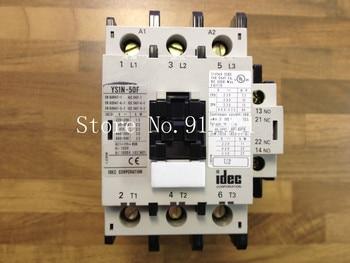 [ZOB] Japan's IDEC Idec and YS1N-50F 220V AC contactor genuine original
