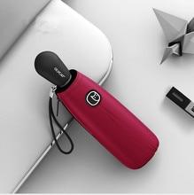 New Style Creative Half of the Mini Capsule Umbrella UV Vinyl Wholesale Custom Gift