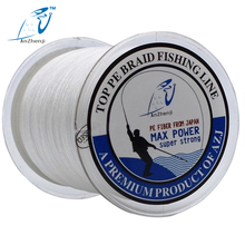 AZJ FISHING Brand 8X 300M Japan multifilament PE braided fishing line 8 strands Max braided wires peche 15 30 40 50 80 100 200LB