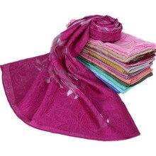 Новинка 180*70 см органза модный принт полупрозрачный шарф 10 шт