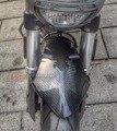 Переднее крыло для Ducati Monster 696 795 796 полностью из углеродного волокна 100% саржа