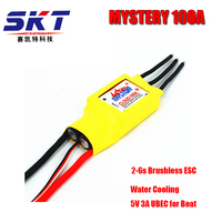 Mystery Cloud 100A Brushless W O BEC ESC RC Speed Controller For Brushless Motor RC Helicopter