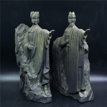 High quality The Argonath craft action figures Gate of Kings statue toys collection model bookshelves best gift image