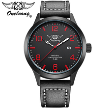 Mens Watches Top Brand Luxury ONELOONG Men Army Military Watches Sports Quartz Clock Waterproof Wristwatch Relogio Masculino