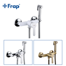 FARP Bidets wall mounted bathroom shower tap bidet toilet sprayer bidet washer mixer muslim shower ducha higienica toilet faucet
