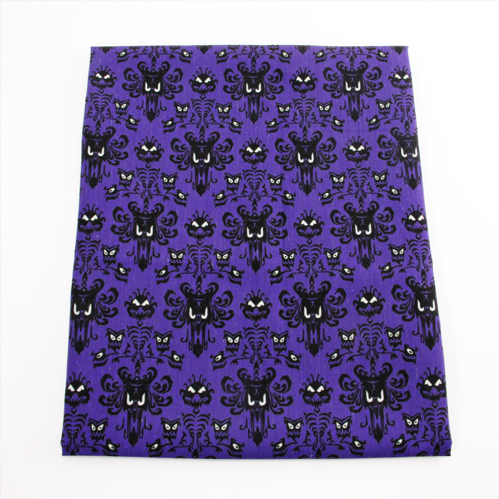 50*145 cm patchwork tela De algodón Poliéster impresa para Niños Tejido ropa de