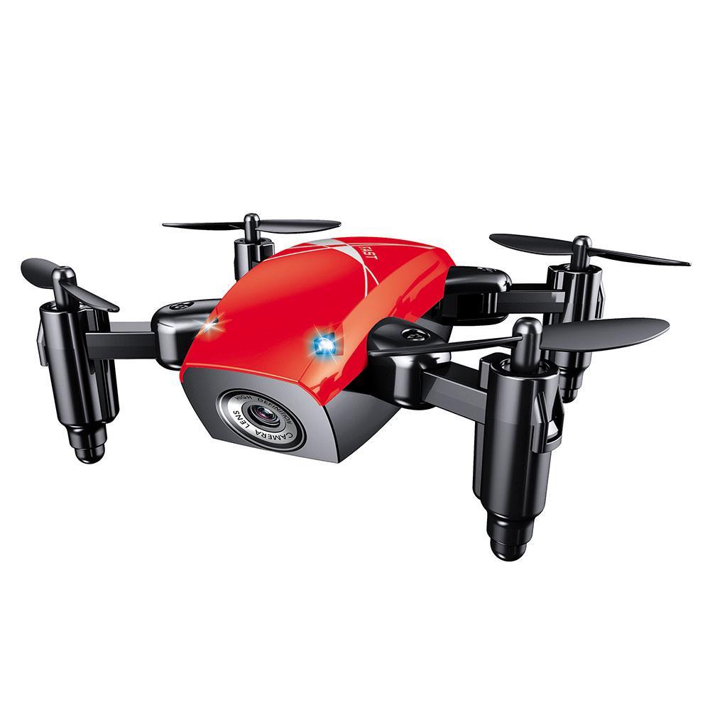 Mini Drone With Camera S9 RC Helicopter HD Camera Foldable Drones Altitude Hold RC Quadcopter WiFi FPV Pocket Dron