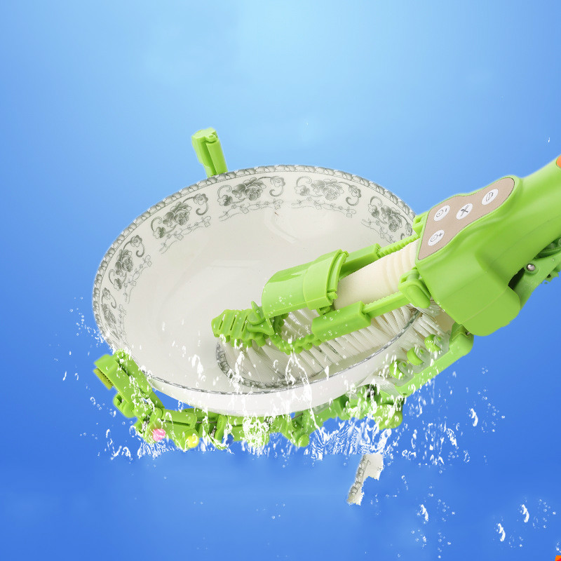 Hand-held Dishwasher Portable Electric Intelligent Dish Washer Mini Washing Machine Domestic Kitchen Drip Washing Type