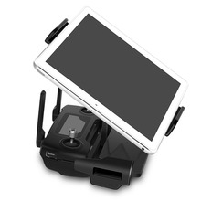 DJI Mavic Air 리모컨 360 회전 각도 홀더 확장 브래킷 지원 4 12 인치 전화 태블릿 DJI MAVIC 미니