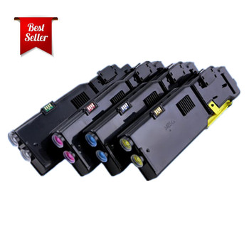 1 Set 4 color For Fuji Xerox Phaser 6600 6600N Color Toner,Toner Cartridge For Fuji Xerox WorkCentre 6605 6605n 6605dn Printer