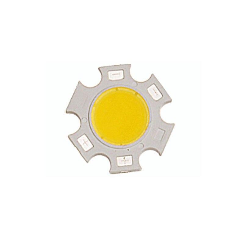 10X Promotion high quality 3W5W7W cob led light source 12mm luminous dimension high power cob led chip free shipping