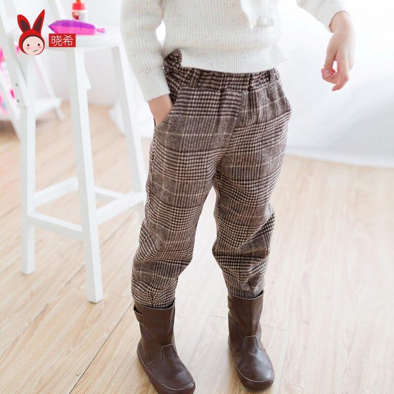 Girls Plaid Pants Promotion-Shop for Promotional Girls Plaid Pants ...