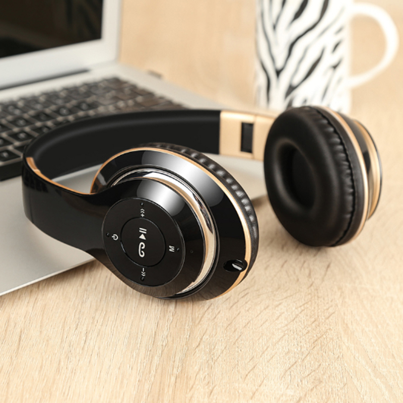 ФОТО Bluetooth Headphone Wireless Stereo Heavy Bass Headset with Microphone for meizu m3 note Wireless Headset auriculares deportivos