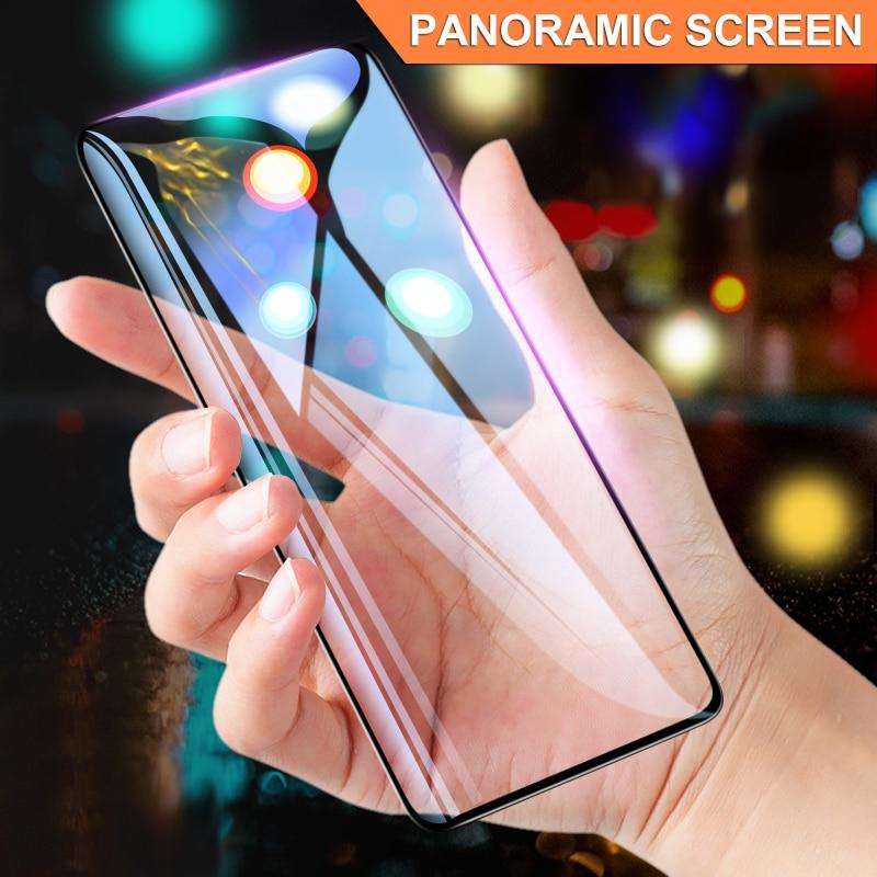 Image 2 - 3D полное покрытие из закаленного стекла для Meizu M6 M6S M6T M5 M5S M5C M5 Note M6 Note 8 9 16s 16 16 16 Защитная стеклянная пленка-in Защитные стёкла и плёнки from Мобильные телефоны и телекоммуникации