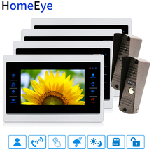 HomeEye Video Doorbell Video Door Phone Intercom Motion Detection Voice Message Russian Menu/Manual Touch Button Video Record emrah asan video shot boundary detection by graph theoretic approaches