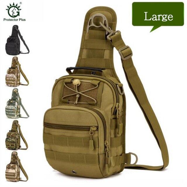 5071b8bc7dc Bolsas de hombre tácticas pecho paquete un hombro mochila nylon alta  calidad bolsas resistente al desgaste