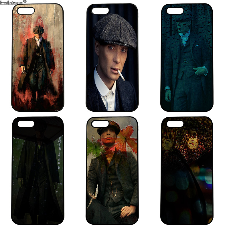 Peaky Blinders Breaking Bad Cell Phone Case Hard Plastic Cover for iphone 8 7 6 6S Plus X 5S 5C 5 SE 4 4S iPod Touch 4 5 6 Shell