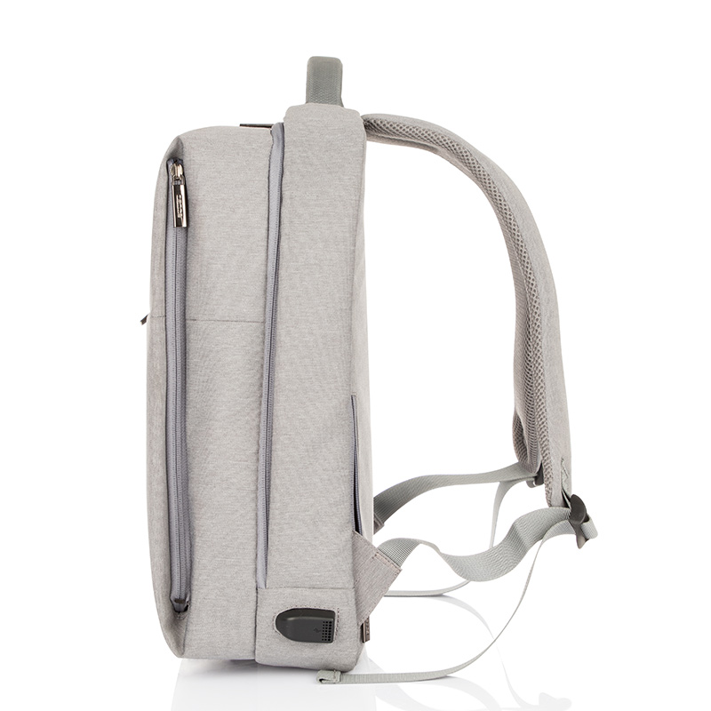 OSOCE Computer Backpack Bags External USB Charging 15.6″ Notebook Backpacks for Laptop Male Leisure School Travel Bag Packs S7