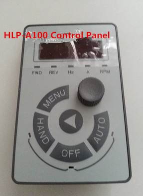 все цены на Fast Free Ship New Original Inverter Panels for HLP-A100 Control Panel For Frequency Converter for Motor Extruder Type Panel онлайн