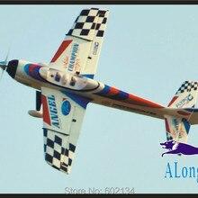 """30E класс размах крыльев 1260 мм F3A RC самолет EPO Самолет RC 4"""" 3A модель ру аэроплана Хобби(есть комплект или PNP набор"""