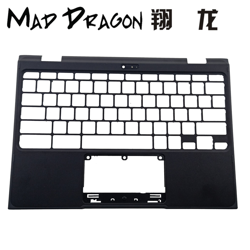 MAD DRAGON Brand Laptop NEW Palmrest Upper Cover Case Assembly For Lenovo 500E 11.6 in 2 in 1