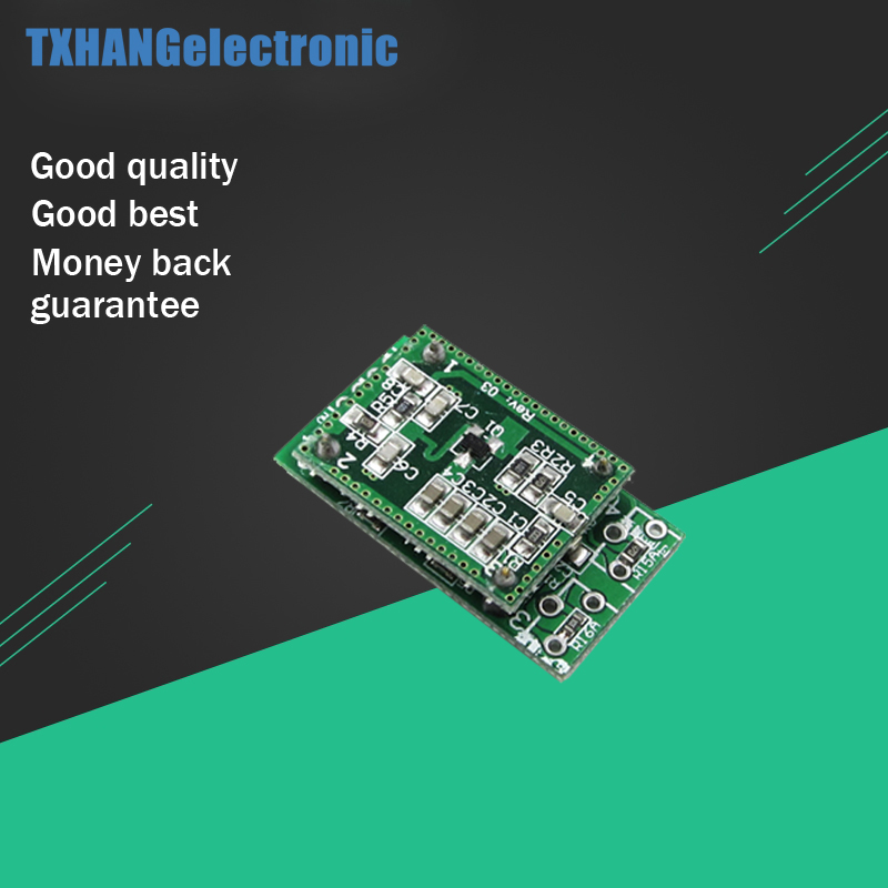 Buy Cheap Discount LV002 10 525GHz 8-15m Doppler Radar