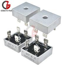 5 шт. KBPC1010 KBPC1510 KBPC2510 KBPC3510 KBPC3510W KBPC5010 Мощность диодный мост выпрямителя 15A 25A 35A 50A 1000V kbpc коммутатор