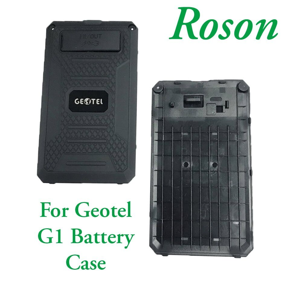 Roson For Geotel G1 Battery Case Protective Battery Back Cover Fit Replacement For Geotel G1 Mobile Phone Accessories