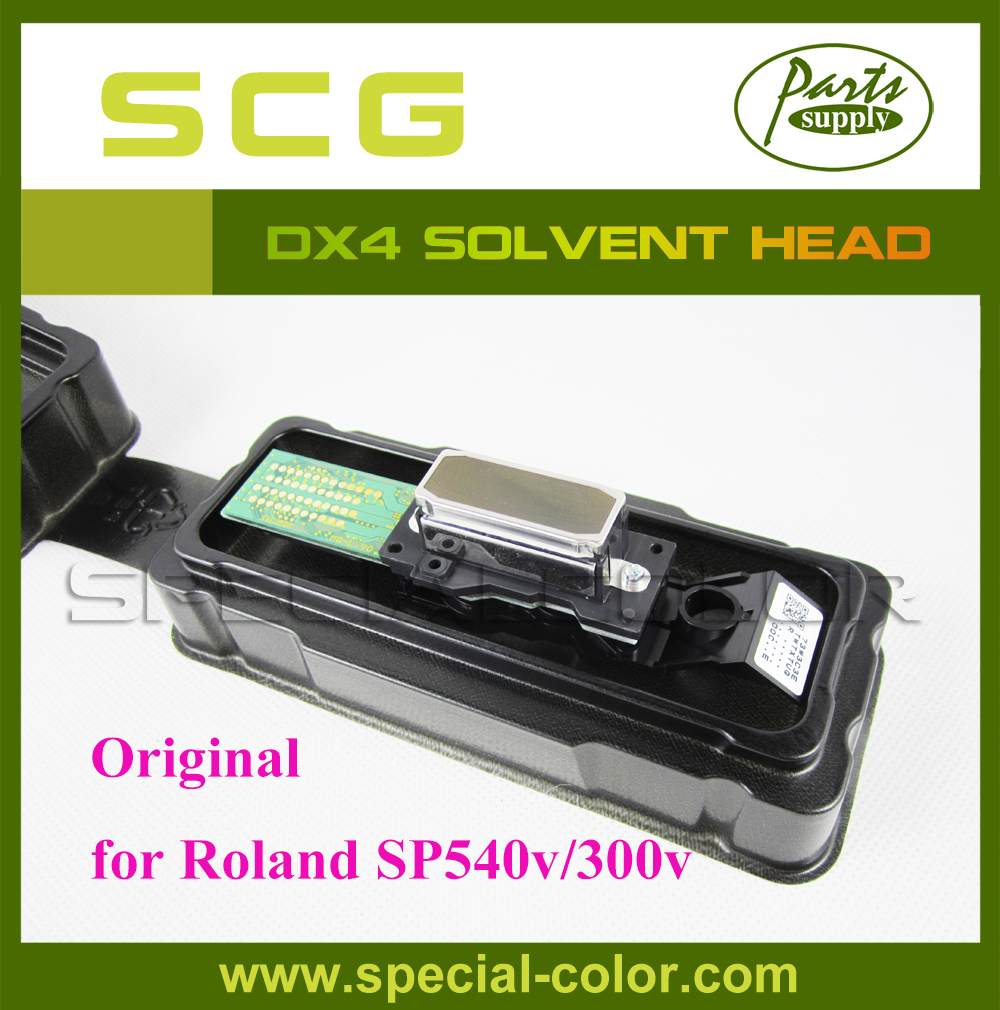 Origian DX4 Print Head for Roland SP540V/SP300V Solvent DX4 Printhead (Get 2pcs DX4 Small Damper free)