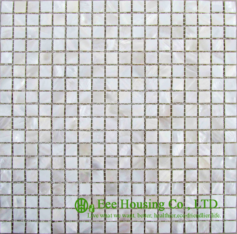 Acid-proof And Alkali-proof Shell Series Mosaic Tile Factory In China For House Decoration