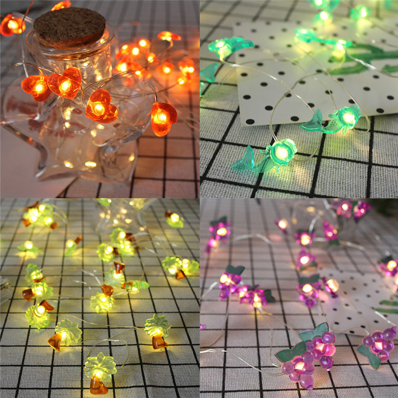 10000lm 20 led chritmas led lights decorations party - Indoor string light decoration ideas ...
