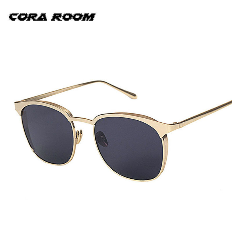 Fashion Square Sunglasses Women Men 2017 Brand Designer Vintage Coating Mirror Sun Glasses Female Shades Lunette