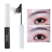 1PC Pro 3D Black Brown Volume Curling Mascara Makeup Waterproof Lash Extension Thick Lengthening Cosmetics