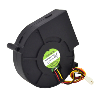 New PMB1297PYB1-AY 9733 97mm Blower cooling fan 12V 8.6W 97*97*33mm image