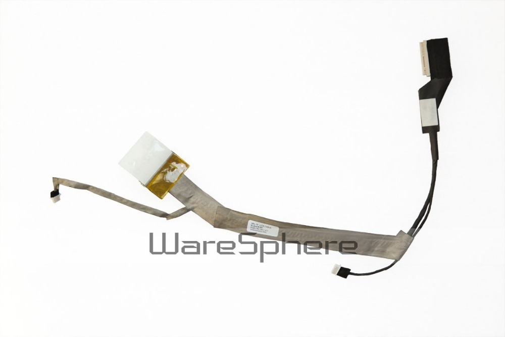 NEW Laptop LCD LED LVDS CMOS Video Flex Cable For HP Pavilion G60 16 COMPAQ Presario Screen Video CABLE 50.4AH16.001/50.4AH15.0 tablet lcd flex cable for microsoft surface pro 5 model 1796 lcd dispaly screen flex cable m1003336 004