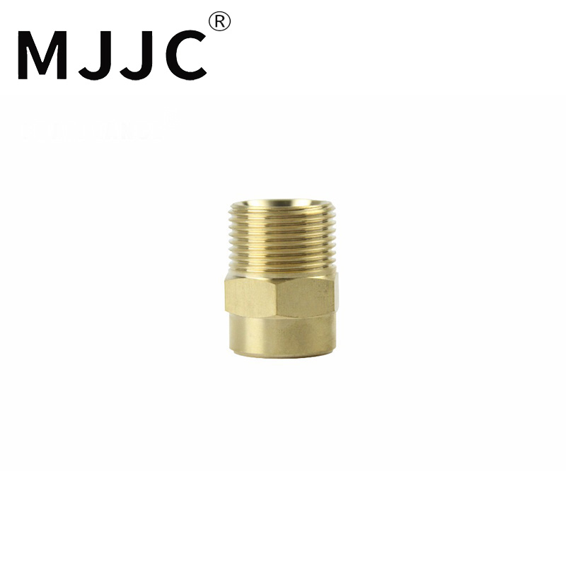 MJJC Brand Foam Lance Connector for any pressure washer with M22 male fitting with High Quality Automobiles Accessory