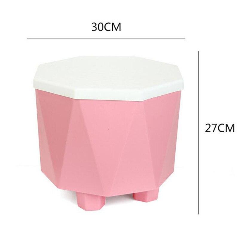 Fine Micmoon 30 27Cm Storage Ottoman Polyester Folding Stool Basket Bins Organizer Containers Collapsible Foot Rest Seat 5 Colors On Aliexpress Com Inzonedesignstudio Interior Chair Design Inzonedesignstudiocom