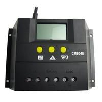 MayLar@ pwm 60a CM6048 48V mppt solar charge controller