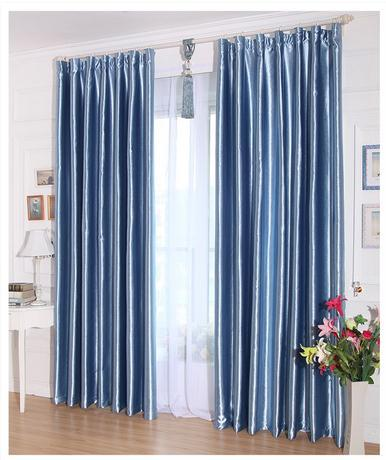 comprar cuatro colores por encargo blackout cortinas cortinas para la sala de estar dormitorio de la manera decoracin del hogar de la