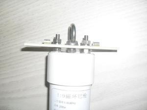 Image 2 - 1:9 Balun 200Wคลื่นสั้นBalun HAMยาวHFเสาอากาศRTL SDR 1 56MHz 50 OHM TO 450 โอห์มNOX 150 แม่เหล็ก