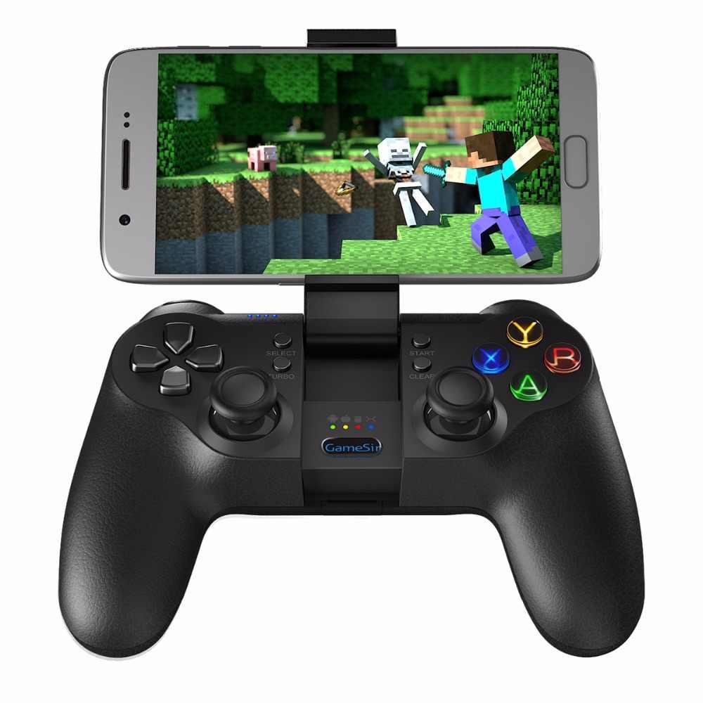 GameSir T1s мобильный геймпад для PS3 игровой контроллер Bluetooth 2,4 ГГц USB Проводная клавиатура для SONY Playstation PC/Очки виртуальной реальности VR/ТВ коробка Android Phone