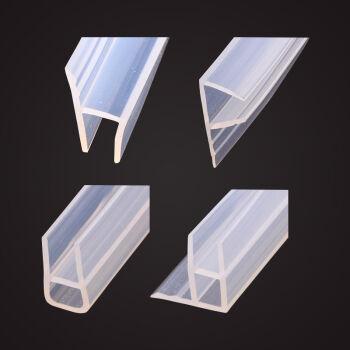 Frameless Balcony Window Door Glass Door Seal Insulation