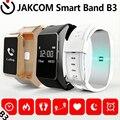 2017 nueva jakcom b3 banda inteligente reloj nuevo producto de bluetooth auriculares auriculares con tapones para los oídos personalizados vs mi banda 2 smartband
