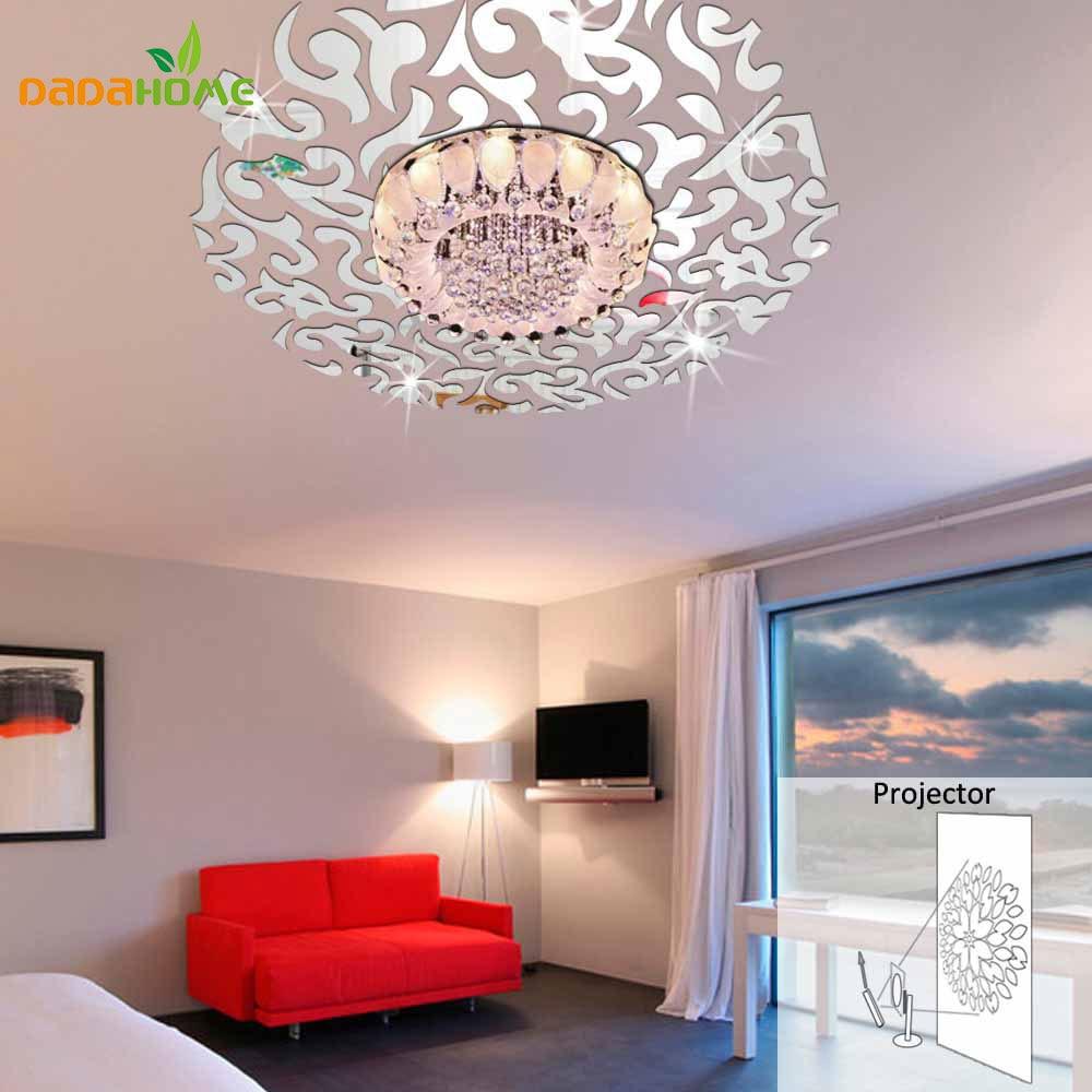 Online kopen wholesale slaapkamer plafond spiegels uit china ...