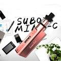 Аутентичные Kanger Subox Mini-C starter kit комплект Электронной сигареты Kangertech Kbox Mini-c с Верхней Заполнения распылитель SSOCC 0.5ohm coil