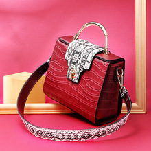 New Fashion Women Split Leather Bag Luxury Lady Messenger Female Designer Handbags High Quality Famous Brands Clutch
