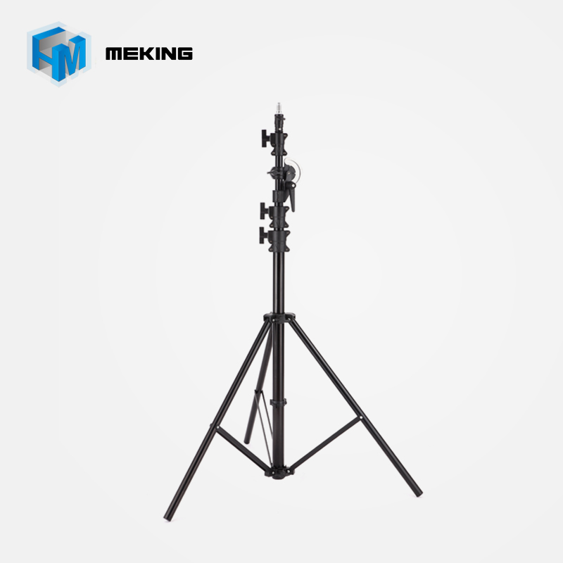 Meking Lighting Stands Heavy Duty 5M 16 4 M 3 Light Boom stand Photo studio support