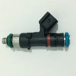 4x Top feed High performance 48mm ev14 650cc 60lbs E85 High impedance Flow matched fuel injector 0280158117 0280 158 117(China)