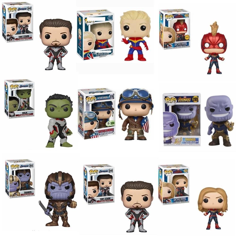 funko-pop-font-b-avengers-b-font-4-endgame-movie-collection-dolls-iron-man-american-captain-tyrants-kid-birthday-gift-model-toys-original-box